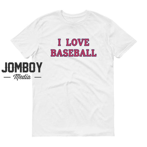I Love Baseball | Twins | T-Shirt - Jomboy Media