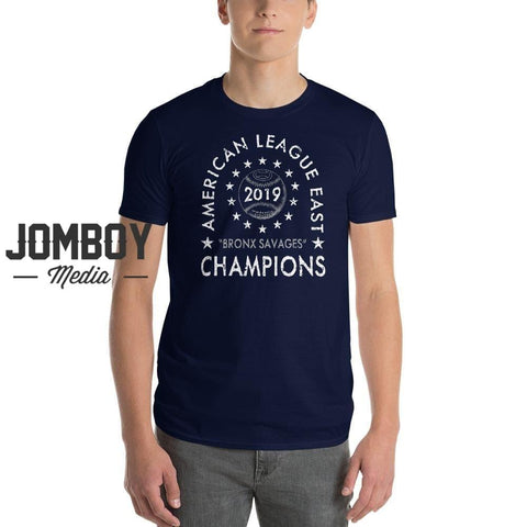Yankees AL East Champions 2019 | T-Shirt