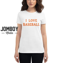 Load image into Gallery viewer, I Love Baseball - Mets Womens