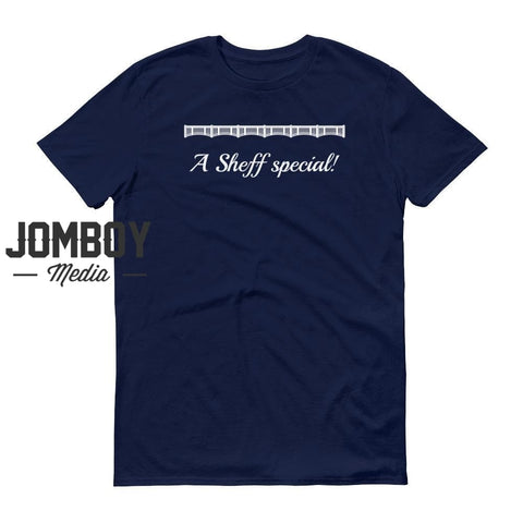 A Sheff Special!  - John Sterling Call - T-Shirt