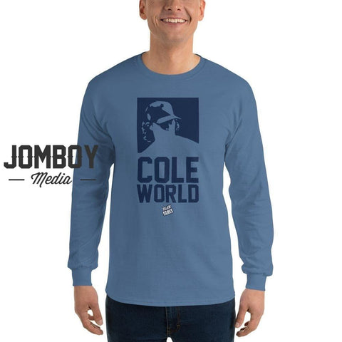 Cole World | Long Sleeve Shirt