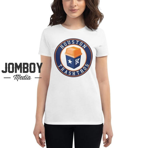 Houston Trashtro's | Women's T-Shirt - Jomboy Media