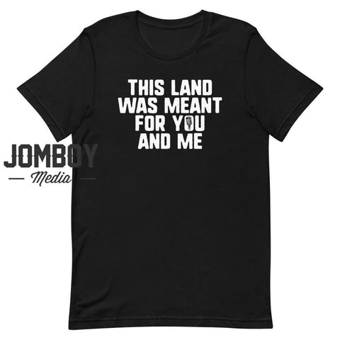 This Land Charity Benefit | T-Shirt - Jomboy Media
