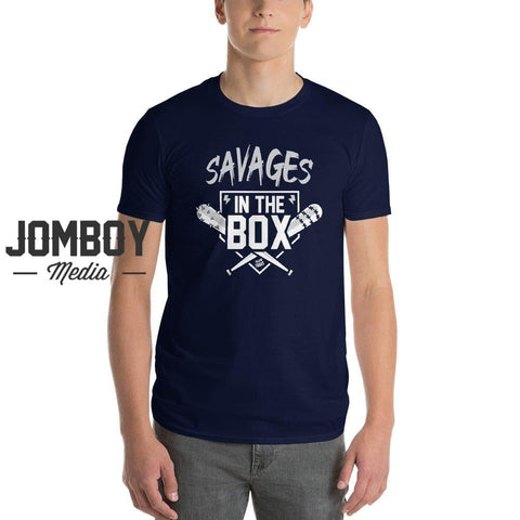 Savages In The Box | Bats | T-Shirt