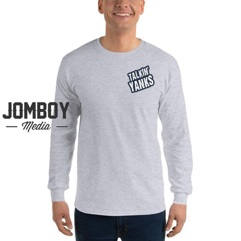 Talkin' Yanks | Long Sleeve Shirt