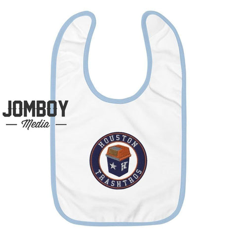 Houston Trashtro's | Baby Bib
