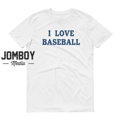 I Love Baseball - Padres T-Shirt