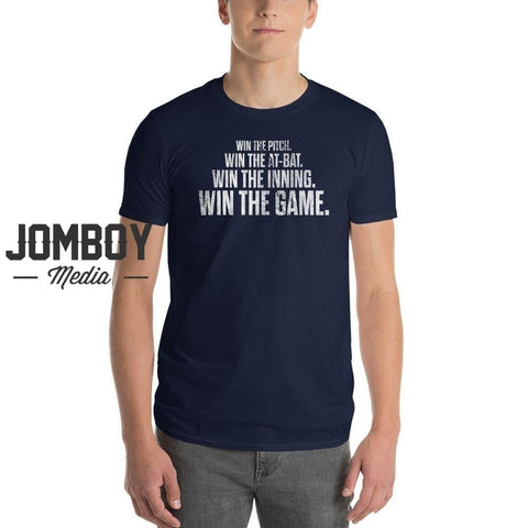 Win The Game | T-Shirt - Jomboy Media