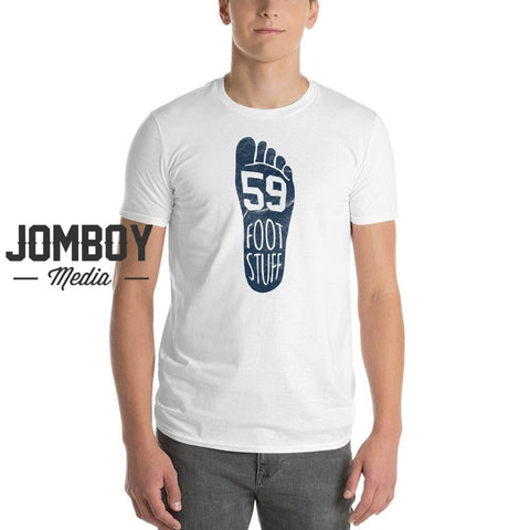 Foot Stuff | T-Shirt - Jomboy Media