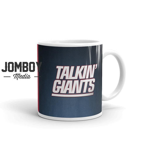 Talkin' Giants | Mug - Jomboy Media