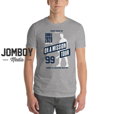 99 On A Mission Tour | T-Shirt - Jomboy Media