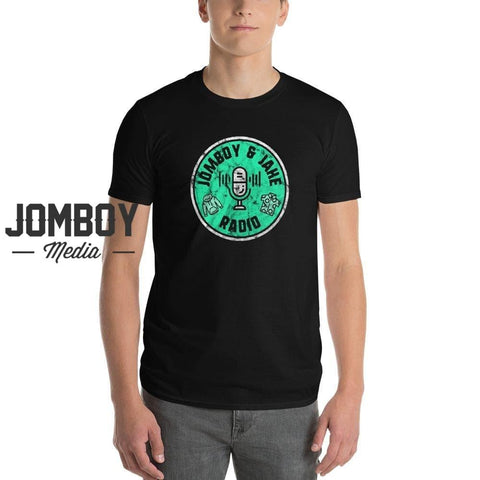 Jomboy & Jake Radio | T-Shirt - Jomboy Media
