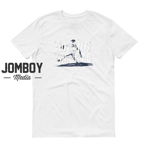 Toeing The Slab | T-Shirt - Jomboy Media