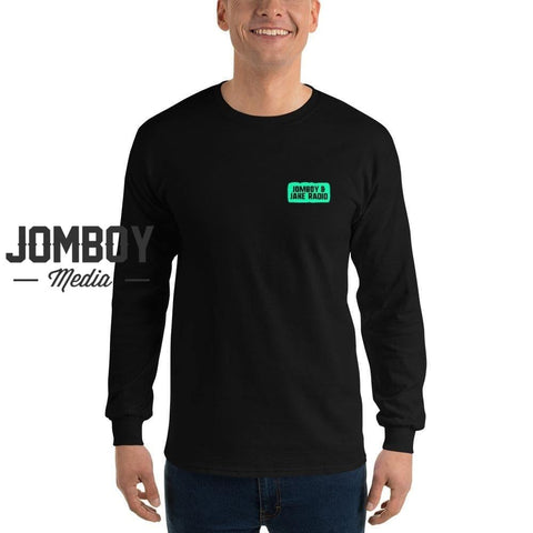 Jomboy & Jake Radio | Long Sleeve Shirt
