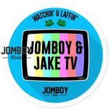 Jomboy & Jake TV | Sticker - Jomboy Media