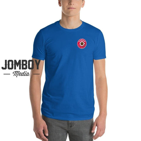 Mornin' Pocket Logo | T-Shirt - Jomboy Media