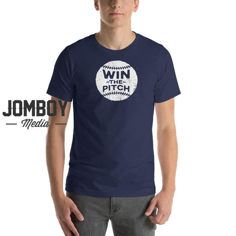 Win The Pitch | Yankees | T-Shirt - Jomboy Media
