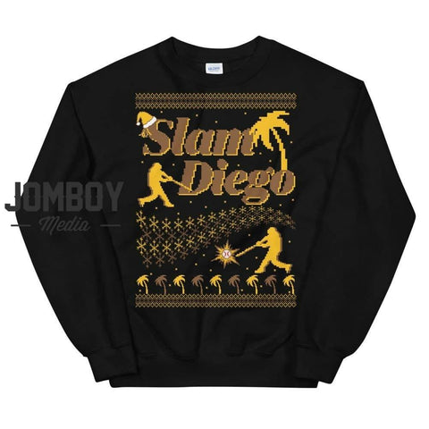 Slam Diego | Winter Sweater