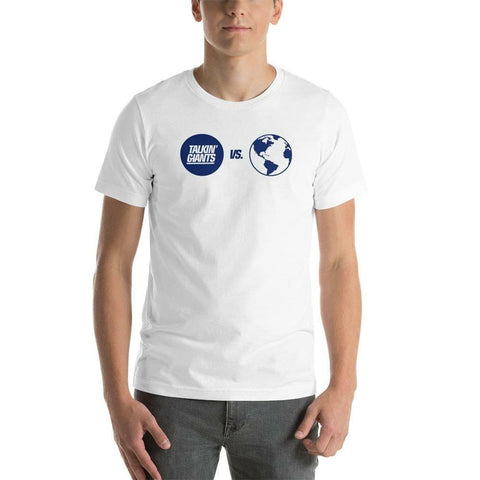 Talkin' Giants vs. The World | T-Shirt | Listeners - Jomboy Media