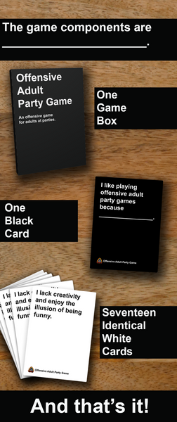 Cards Against Humanity is Unoriginal