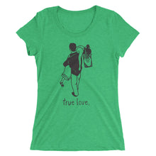 Women's True Love Bucket Tee
