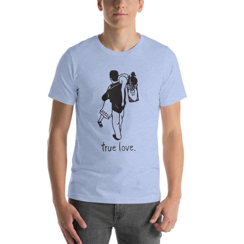 True Love Bucket Tee