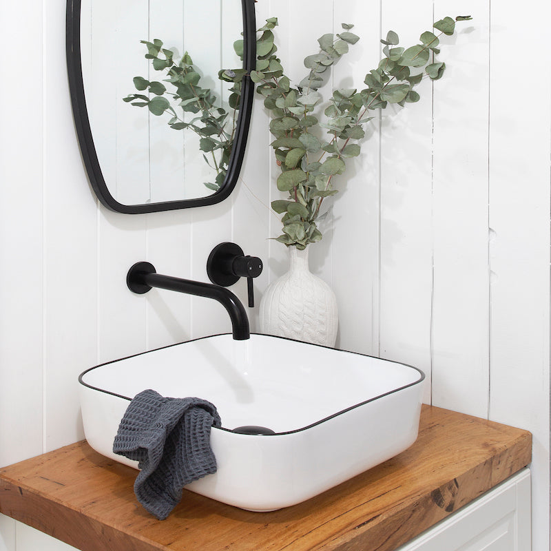 Eight Quarters Wash Basins - Montalto Square Classic