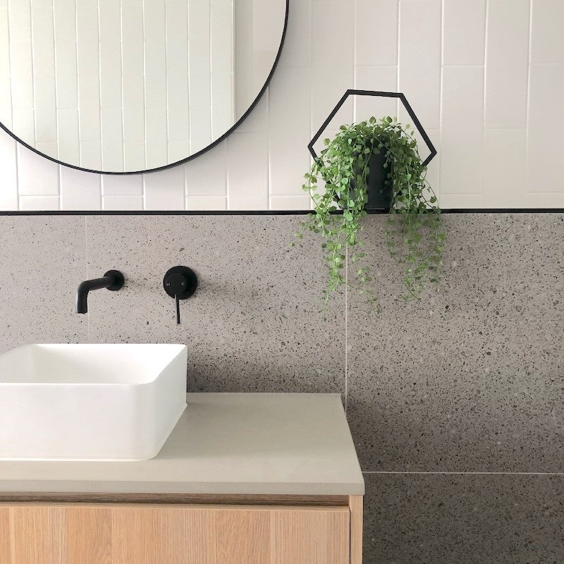 Eight Quarters Wash Basins - Amaroo Square White