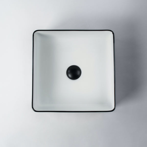 Eight Quarters Basins - Montalto Square Contemporary