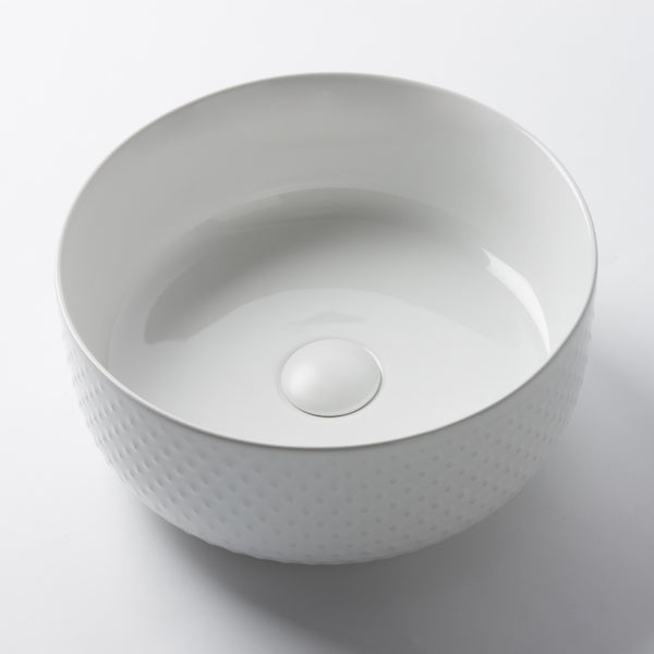 Eight Quarters Wash Basin - Seymour Studs