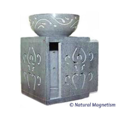 Oil Burners, Incense Burners And Accessories