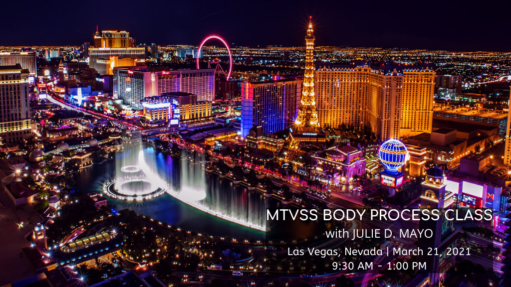 MTVSS Body Process Class Details | March 21 | Access Possibilities | Las Vegas, NV