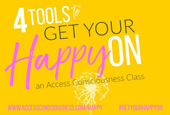 4 Tools To Get Your Happy On | Access Possibilities