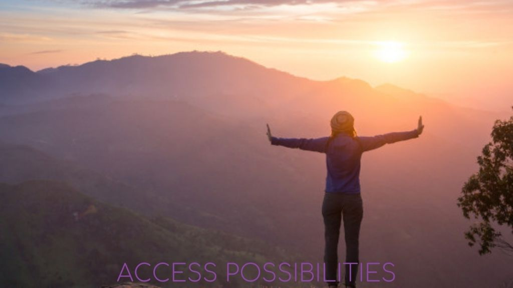Access Possibilities: A Different Possibility For You And Your Body