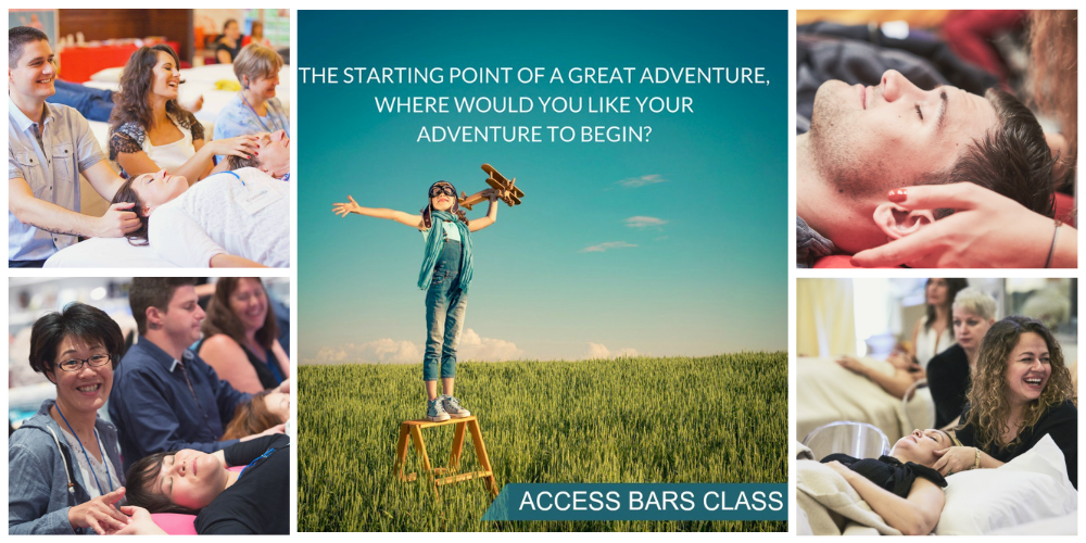 Access Bars Class | Access Possibilities | The Starting Point of a Great Adventure!