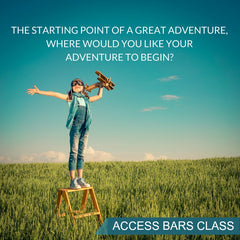Body Whispering: Access Bars Class | Access Possibilities