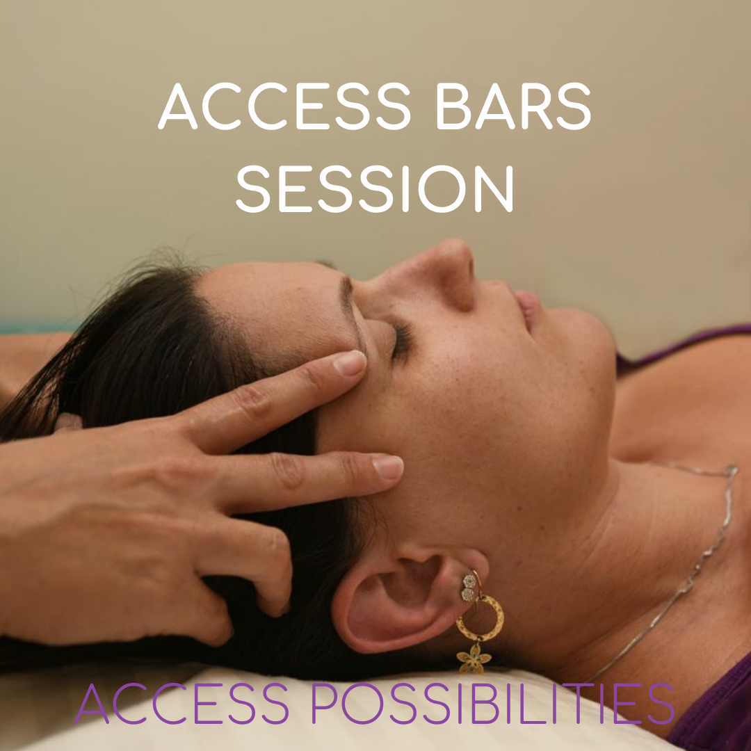 Access Bars Session with Julie | Access Possibilities