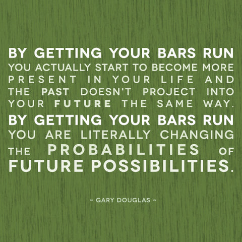 Access Bars; Become more present in your life.