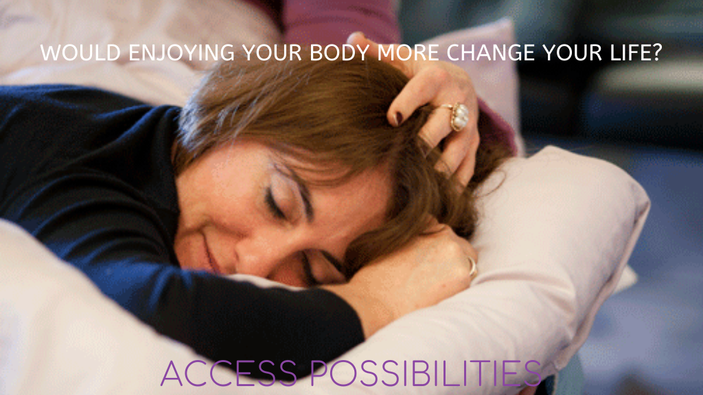 Access Body Gifting & Receiving Events | Access Possibilities