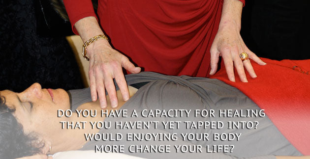 Access Body Process Classes | Do you have a capacity for healing that you haven't yet tapped into?