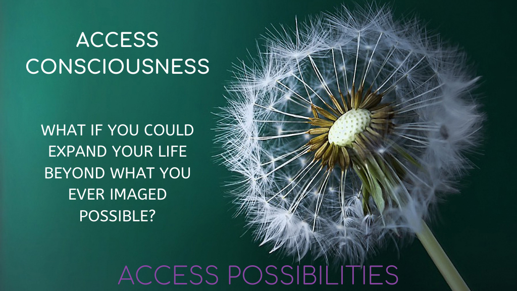 Access Consciousness | Tools For Change & Greater Awareness