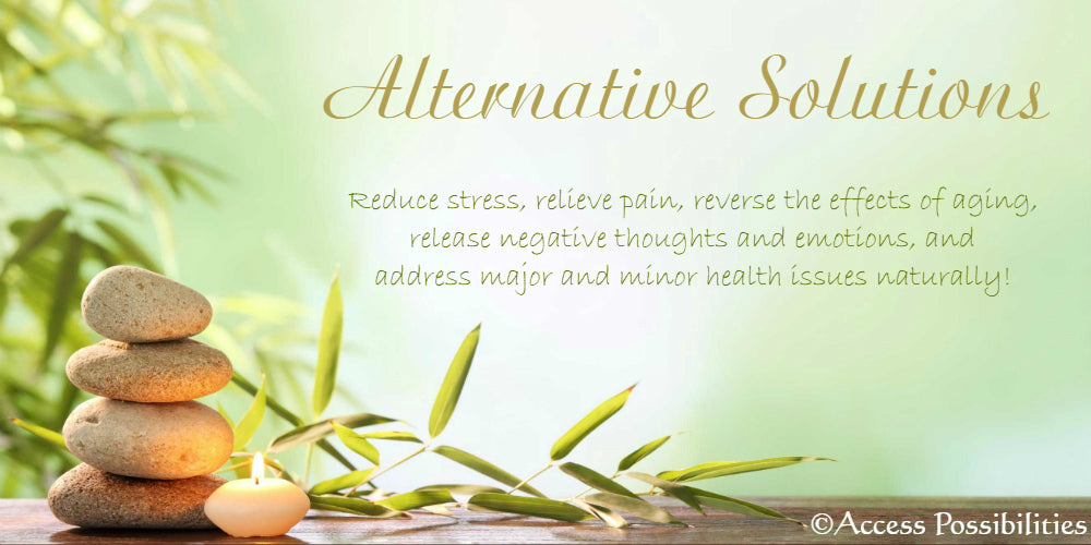 Alternative Solutions For Holistic Health & Healing