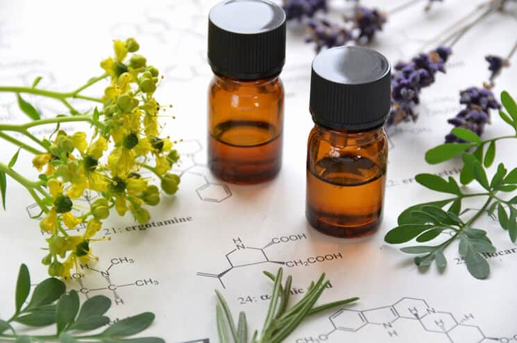 Aromatherapy Essential Oil Properties