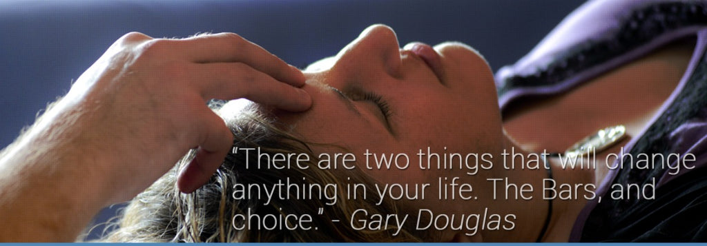 There are two things that will change anything in your life. The Bars and choice.