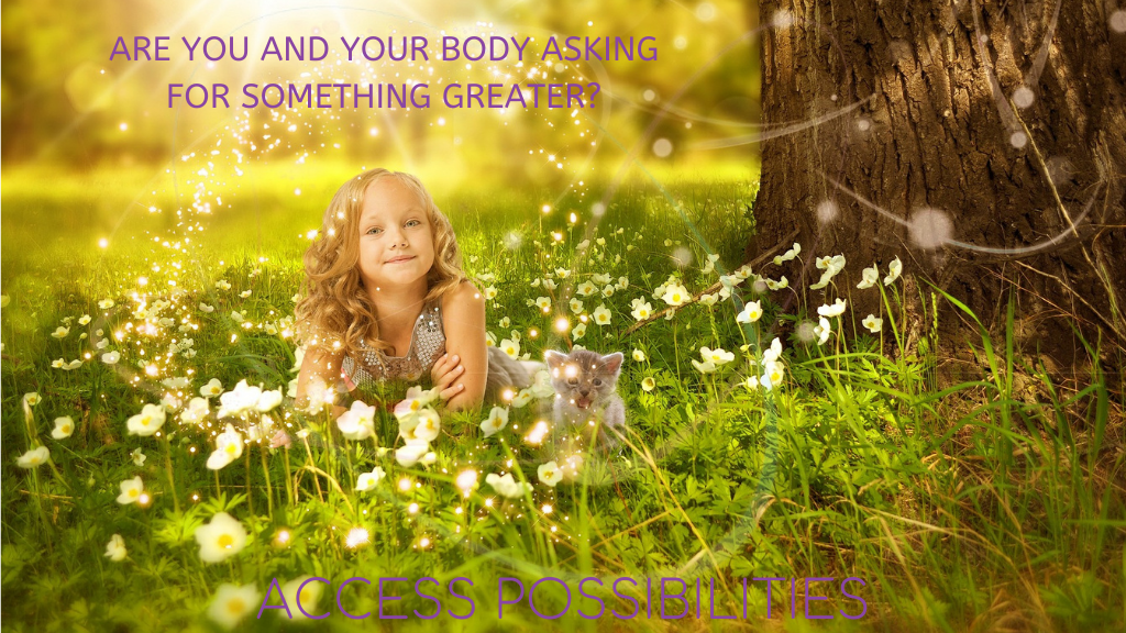 Body Whispering Class | Are You And Your Body Asing For Something Greater? | Access Possibilities