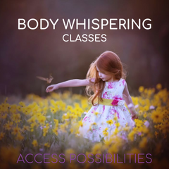 Body Whispering Classes | Access Possibilities
