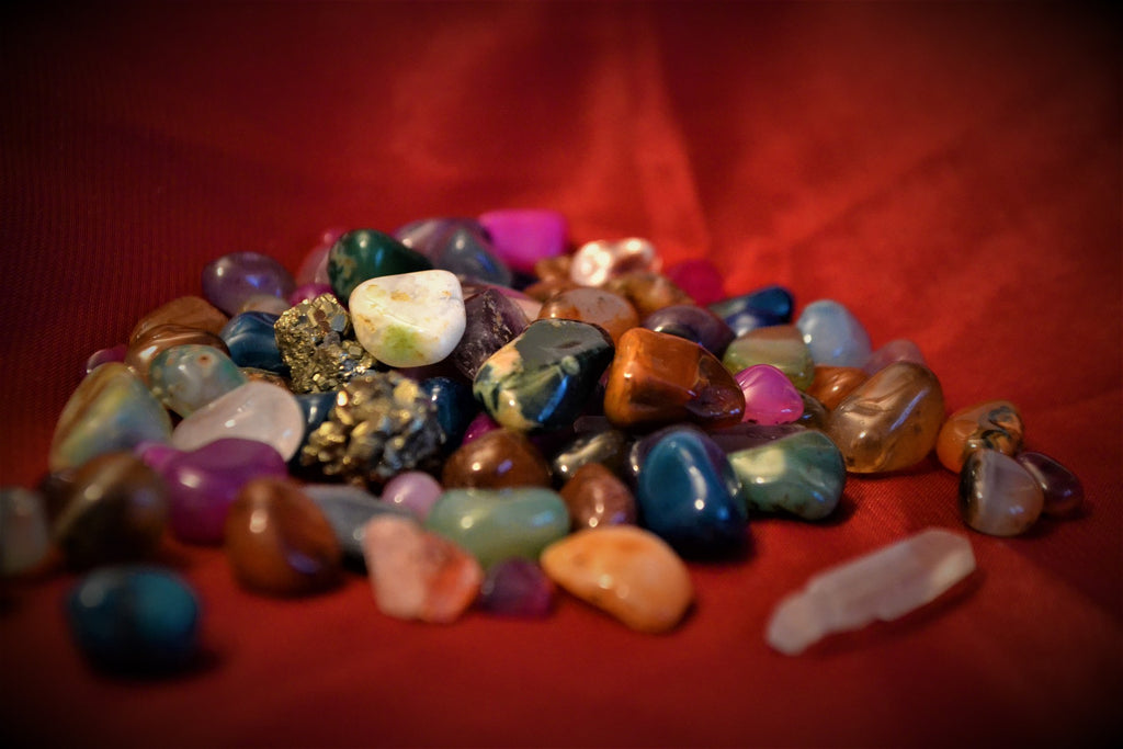 Crystal Solutions For Common Ailments And Conditions