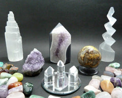 Crystal Therapy, commonly referred to as Crystal Healing, is the application of crystals on or around the body for balancing and healing purposes.