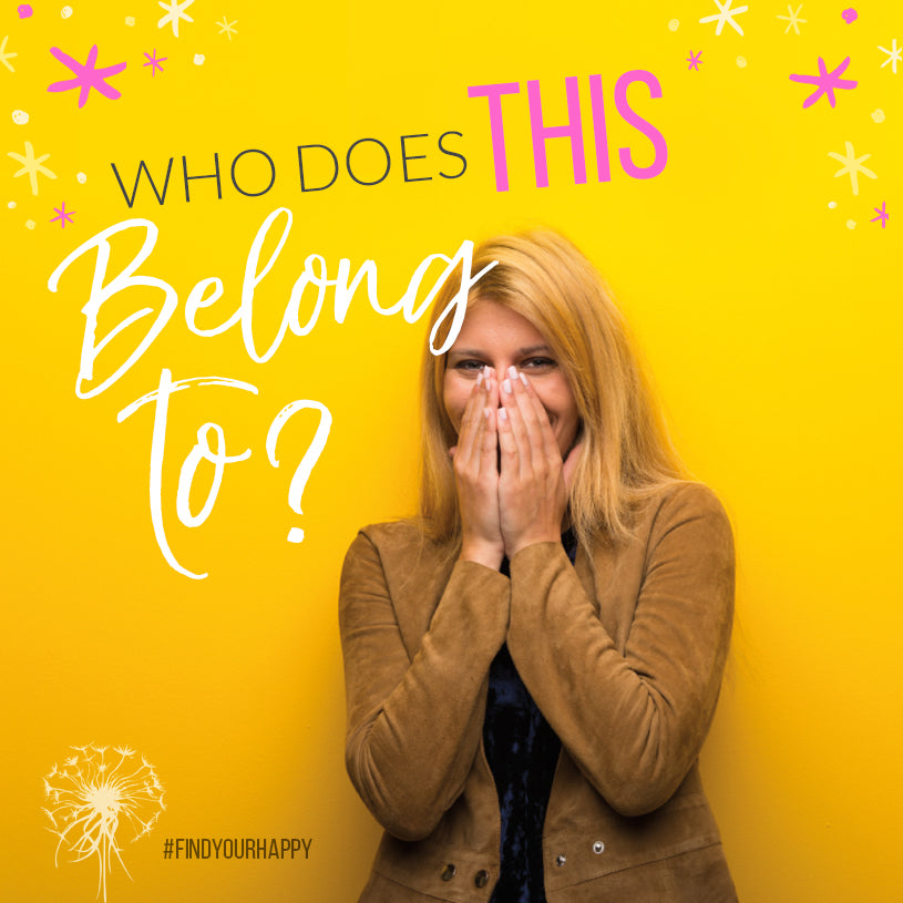 Who Does This belong To? | Is It Really Yours? | Access Possibilities