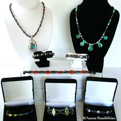 Magnetite Magnetic Jewelry | Access Possibilities